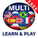 Learn and play MULTI lingual