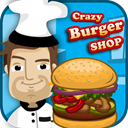 Crazy Burger Shop Free Games for Kids