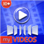 myVideos 3D+ (for Windows Phones)